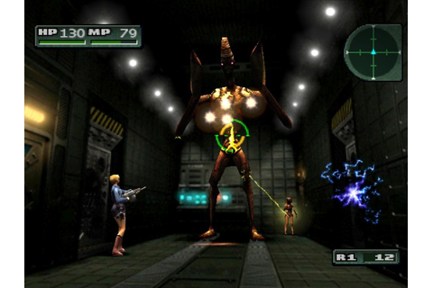 Parasite Eve 2 [Disc2of2] [NTSC-U] ISO